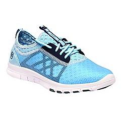 Regatta - Blue 'lady marine' sport shoes