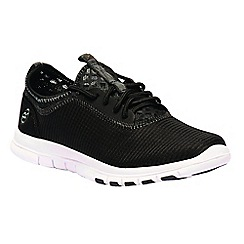Regatta - Black 'lady marine' sport shoes