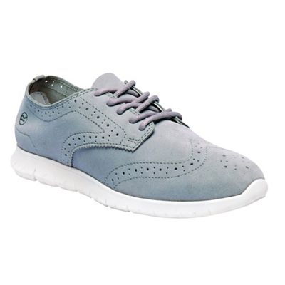 Regatta - Grey 'lady hennessey' casual shoes
