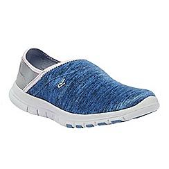 Regatta - Blue 'lady coral' casual shoes