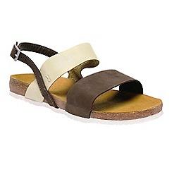 Regatta - Brown 'lady Jazmin' sandals