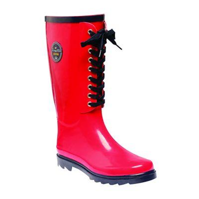 Regatta - Pink 'lady bayeux' wellington boots