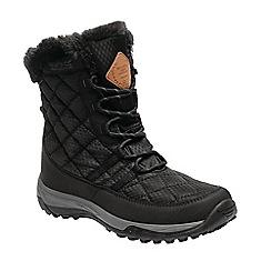 Regatta - Black 'lady medley' walking boots
