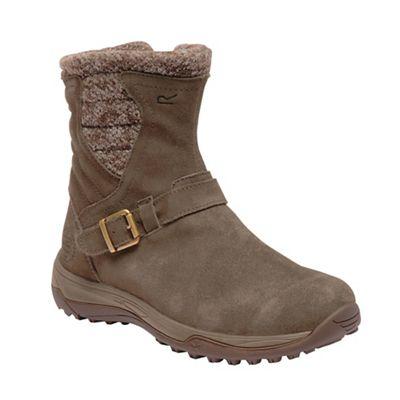 Regatta - Brown argyle' 'lady argyle' Brown waterproof boots 23edbd