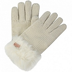 Regatta - Off white 'Ludz' gloves