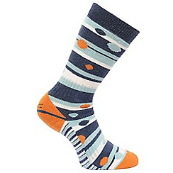 Regatta - Denim womens welly sock