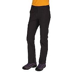 Regatta - Grey delph showerproof trousers