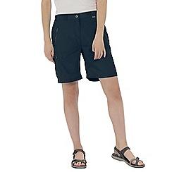 Regatta - Blue 'Chaska' lightweight shorts