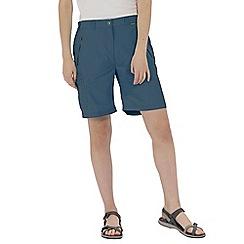 Regatta - Blue 'Chaska' lightweight short