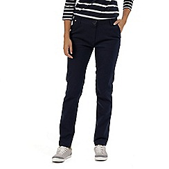 Regatta - Blue 'Querina' chino trousers