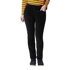 Regatta - Black 'Darika' cotton trousers