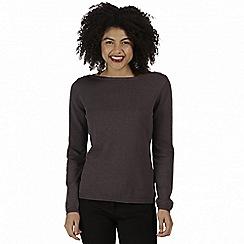 Regatta - Brown 'Kalindi' sweater