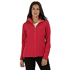 Regatta - Red 'Connie' softshell jacket