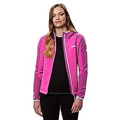 Regatta - Purple 'Arec' softshell jacket