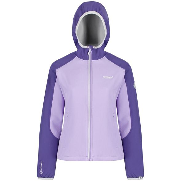 Regatta Purple jacket Regatta softshell 'Arec' Purple softshell 'Arec' qgw6CFtF