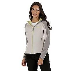 Regatta - Grey 'Arec' softshell jacket