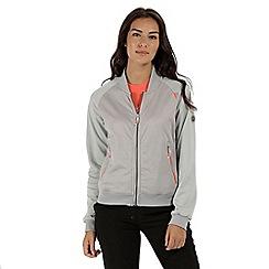 Regatta - Grey 'Pura' softshell jacket