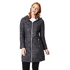 Regatta - Grey 'Alinta' hooded jacket