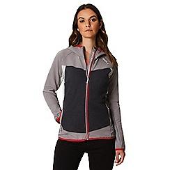Regatta - Grey 'Carpo' hybrid hooded jacket
