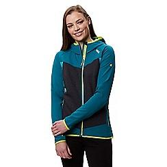 Regatta - Blue 'Carpo' hybrid hooded jacket