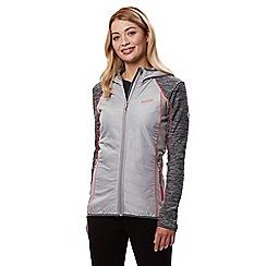 Regatta - Grey 'Harra' hooded jacket