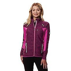 Regatta - Purple 'Catley' hybrid jacket