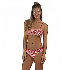 Regatta - Coral Aceana bikini top