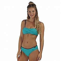 Regatta - Teal Aceana bikini top