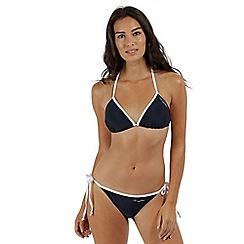 Regatta - Blue 'Aceana' bikini string bottoms
