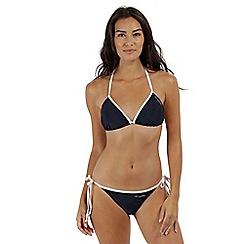 Regatta - Blue 'Aceana' bikini string top