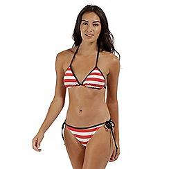 Regatta - Pink 'Aceana' bikini string top