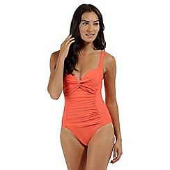 Regatta - peach 'Sakar' swim costume
