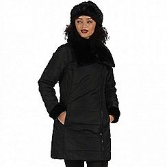 Regatta - Black 'Penthea' insulated coat