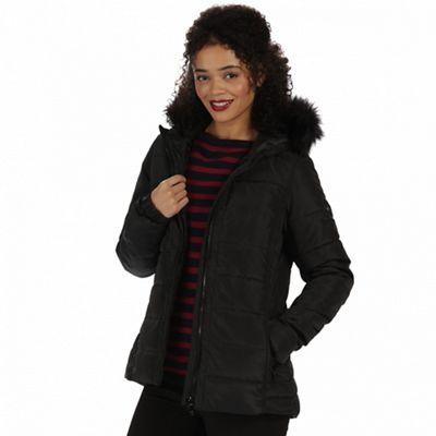 Regatta Black 'Wynne' insulated jacket   Debenhams