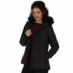 Regatta - Black 'Wynne' insulated jacket