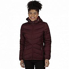 Regatta - Purple 'Nevado' insulated jacket