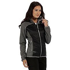 Regatta - Black 'Anderson' hybrid jacket