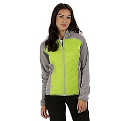 Regatta - Grey 'Anderson' hybrid jacket