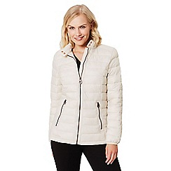 Regatta - Cream 'Kallie' quilted jacket