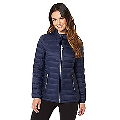 Regatta - Blue 'Kallie' quilted jacket