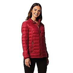 Regatta - Red 'Kallie' quilted jacket