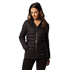 Regatta - Black 'Kallie' quilted jacket