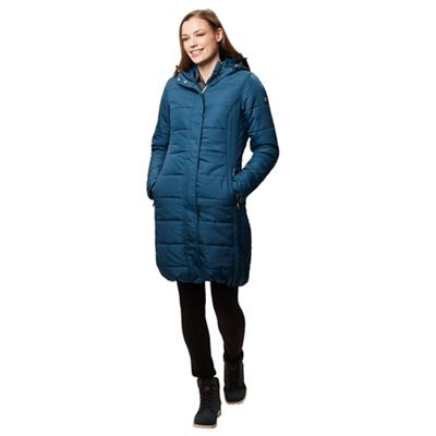 c63a0374bb8b9 Regatta Blue  Fermina  quilted hooded parka jacket