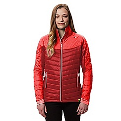 Regatta - Red 'Halton' lightweight quilted jacket