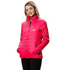 Regatta - Red 'Icebound' quilted lightweight jacket