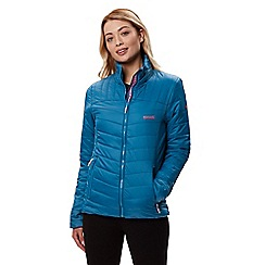 Regatta - Blue 'Icebound' quilted lightweight jacket