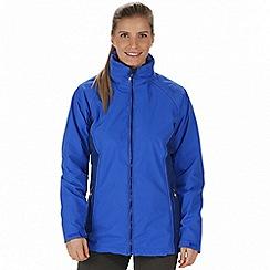 Regatta - Blue 'Premilla' 3-in-1 waterproof jacket