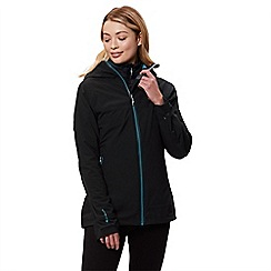 Regatta - Black 'Went wood' 3 in 1 waterproof jacket