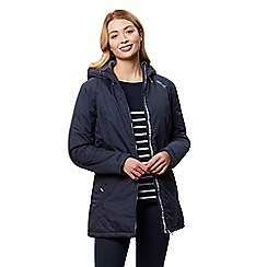 Regatta - Blue 'Largo' waterproof hooded jacket