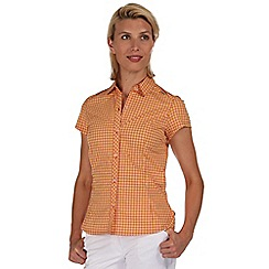 Regatta - Coral honshu shirt